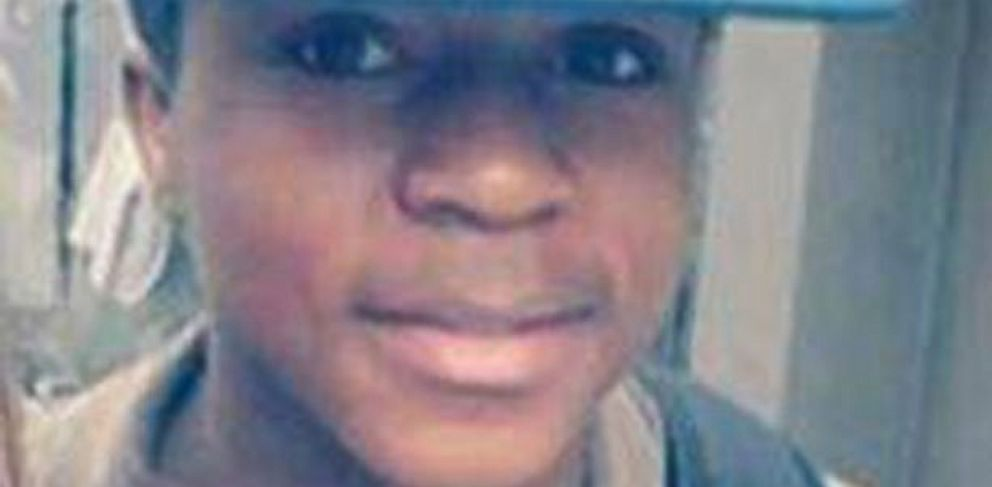 PHOTO: Jean Fritz Pierre, 16, drowned during a school field trip. His father, Jonas Pierre, says his dead sons school still calls him to complain that he is skipping class.