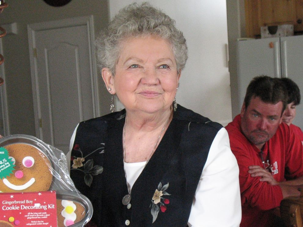 PHOTO: Georgia Gorringe, 86, recently published her first book, a steamy romance novel.