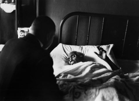 ht gordon parks dying woman thg 121128 wblog Celebrating the Life of Photographer Gordon Parks