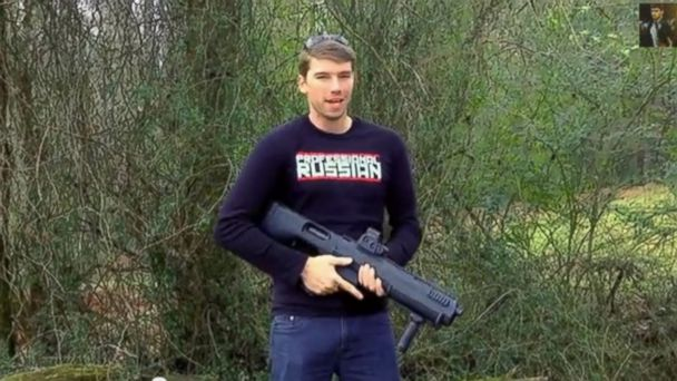 PHOTO: The host of the popular YouTube channel FPSRussia