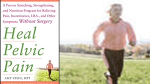 "PHOTO The book ""Heal Pelvic Pain"" is shown."