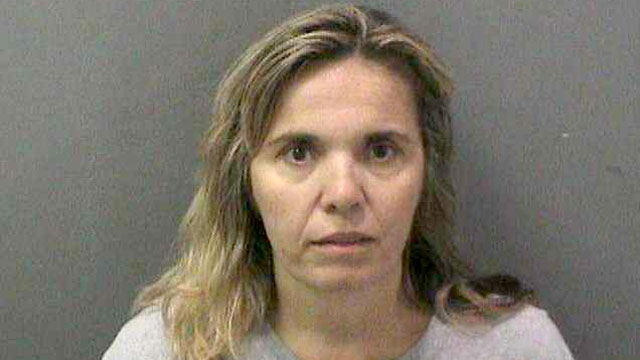 PHOTO:Kathia Maria Davis is seen in this undated booking photo.