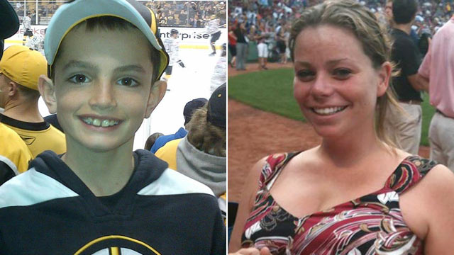 PHOTO: Krystle Campbell, seen in this undated Facebook photo and Martin Richard, 8, are two of the victims of the Boston Marathon bombings, April 15, 2013.