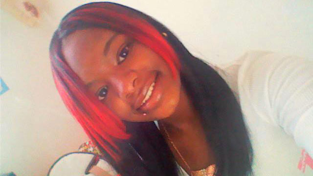 PHOTO: Janay McFarlane, who was killed while walking with a friend in North Chicago, Feb. 15, 2013, is seen in this undated file photo.