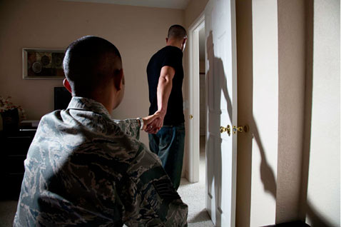 ht jeff sheng 1 dm 120726 blog Dont Ask, Dont Tell: Closeted Military Members Are Finally Able to Reveal Their Faces