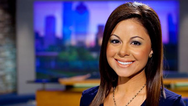 PHOTO: Jennifer Reyna is a news anchor for Houstons KPRC.