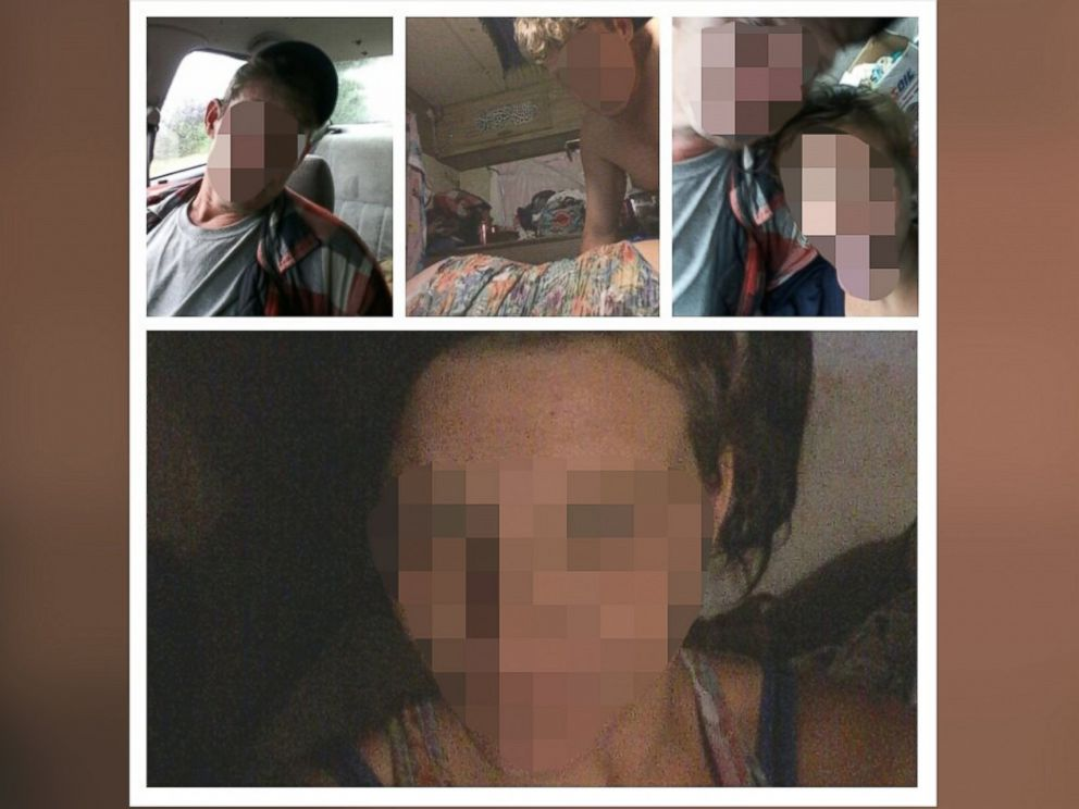 PHOTO: Jeremy Yeado of Spokane, Wash. posted these images to his Facebook page on June 29, 2014, saying that they were transmitted from his tablet computer which had recently been stolen.