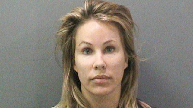 PHOTO: Jill Easter was arrested for allegedly planting drugs on a parent volunteer at an elementary school in Irvine, Calif.