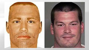 Police are linking John Gardner to earlier kidnapping attempts.