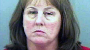 PHOTO Karla Porter, has been arrested for setting up the murder of her husband, William Porter.
