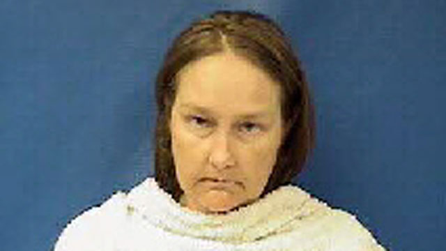 PHOTO: Kim Williams is seen in this undated mugshot provided by the Kaufman County Sheriffs office, where she is being held in connection to the murders of District Attorney McLlelland, his wife, and District Attorney Mark Hasse.
