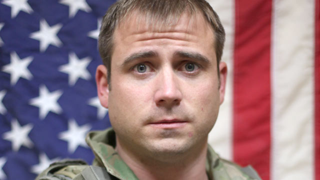 PHOTO:Sgt. First Class Kristoffer B. Domeij, 29, was killed on Saturday in Afghanistans Kandahar Province after accidentally triggering a hidden roadside bomb.