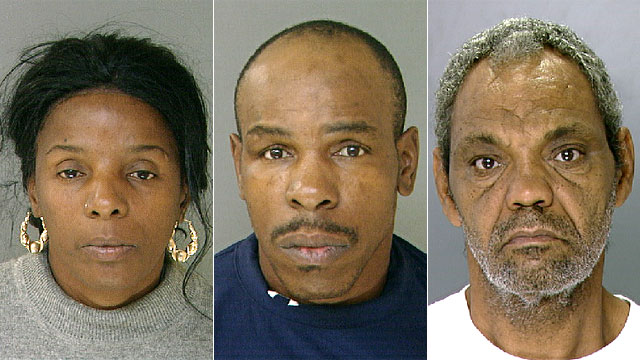 PHOTO:4 adults locked in basement; suspects IDd