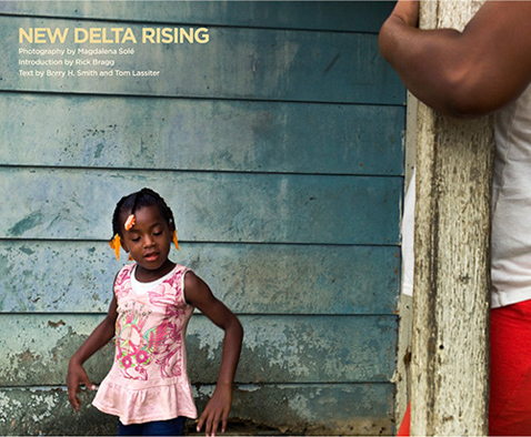 ht magdalena sole new delta rising cover lpl 121206 New Delta Rising, by Magdalena Solé