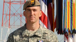 Among Those Reprimanded Is Captain Matthew Myer who Won Silver Star for Repelling the Attack