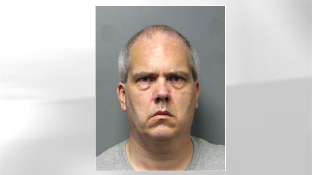 PHOTO: Mark Kelly, 47, was arrested on charges of aiding his wifes suicide according to the Harris County Sheriffs Office.