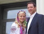 One of the keys to Kevin Trudeaus alleged asset-protection plan, according to the government, is 27-year-old Nataliya Babenko, Kevin Trudeaus wife.