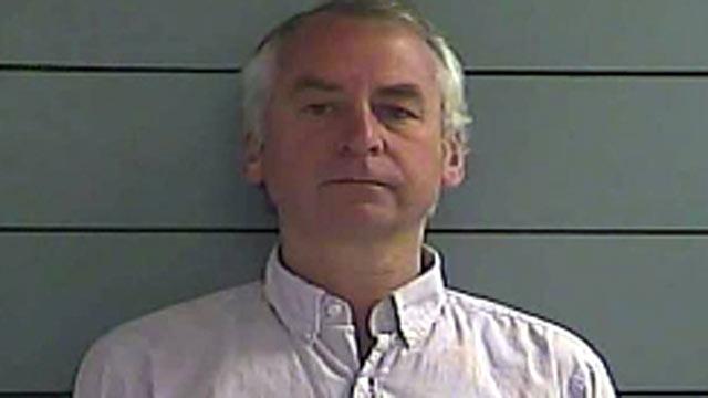 PHOTO:Paul Douglas Peters is now in federal custody after he was arrested by an FBI SWAT team in La Grange, Ky.