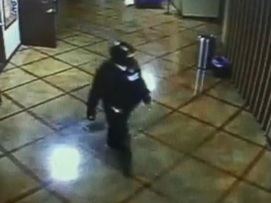 PHOTO: The Midlothian Police Department released surveillance footage of the person they believe is the suspect in the murder of Terri Missy Bevers who was found dead, April 18, 2016.