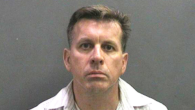 PHOTO: Rainer Reinscheid, 48, a professor at the University of California, Irvine, was arrested July 24, 2012.