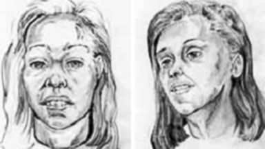 PHOTO: After the Jane Doe was identified as Reet Jurvetson, her sister, Anne, said the original forensic sketches were inaccurate.