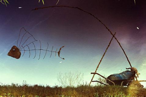 ht reflections iron fish jef 130131 wblog A World Reflected: Alain Laboile