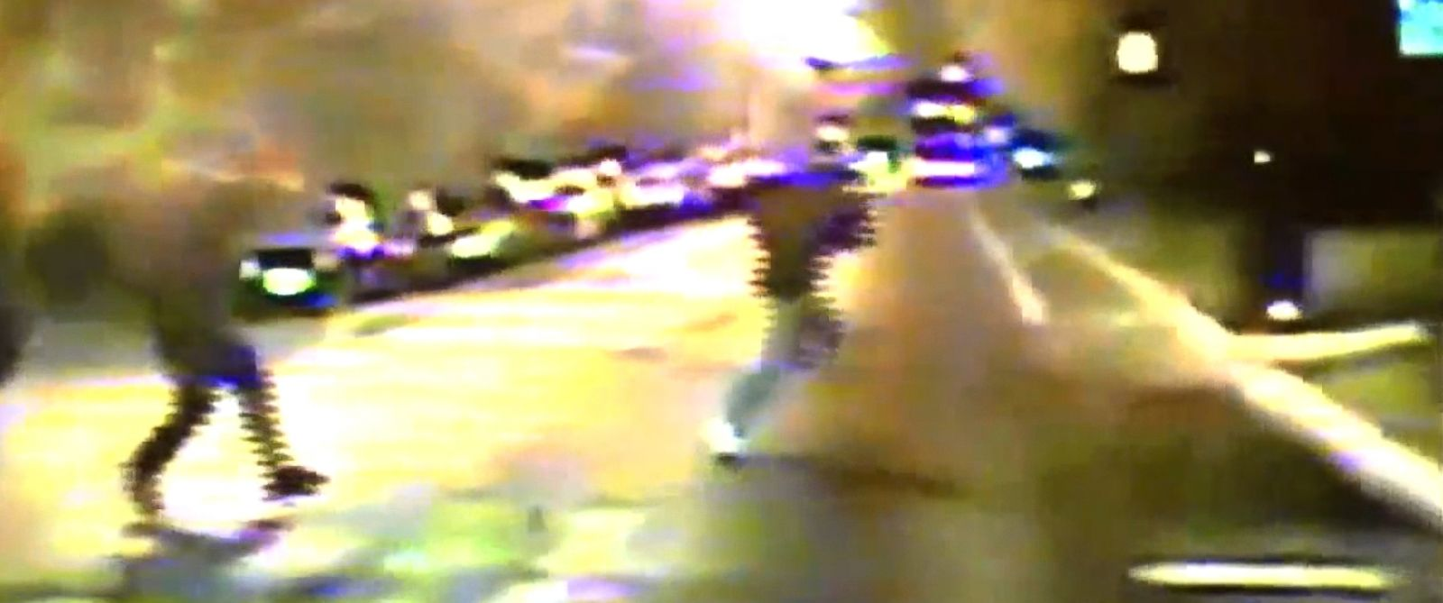 PHOTO: Police released dash cam video on Dec. 7, 2015 showing the fatal police-involved shooting of Ronald Johnson in Chicago in October, 2014.