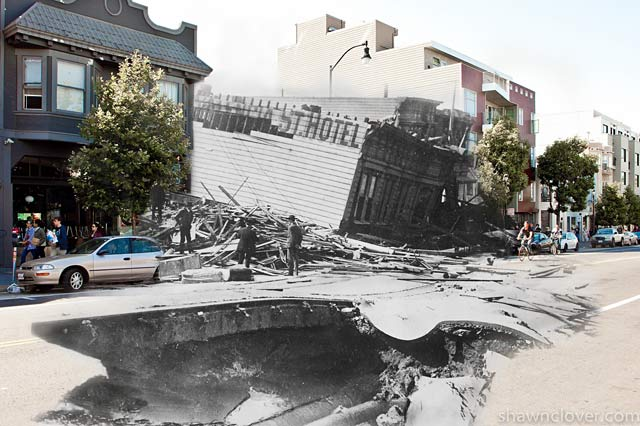 ht san francisco valencia st hotel ll 130410 wblog San Francisco: 1906 Earthquake and Now   in Composite