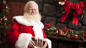 PHOTO Carl Anderson has been Santa at a Dallas mall for 22 years. This year, hes blogging about what kids tell him.