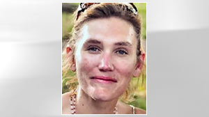"PHOTO Sarah Rogers, a 29-year-old artist from New Hampshire, shown in this file photo, went missing just a month after Whittaker, after voices in her head told her to ""run, run."""