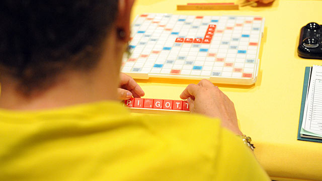PHOTO: Players during the National Scrabble Championship which runs from Aug. 11-15, 2012 in Orlando, Fla. The players are competing for a $10,000 prize.