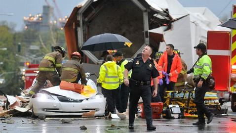 ht shreveport mi 130208 wblog Steeple vs. Car: This Guy Survived?