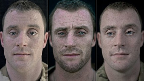 ht soldier portraits chug jp 111222 wblog We Are The Not Dead: Soldiers on Afghan Mission