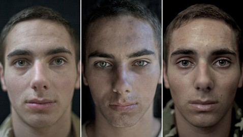 ht soldier portraits hodgy jp 111222 wblog We Are The Not Dead: Soldiers on Afghan Mission