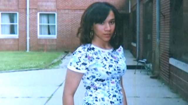 PHOTO: Stephanie Hicks, seen in this undated hand out photo, allegedly committed suicide in a police car when the officer stopped to give her a ride to a hospital.