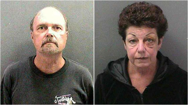 PHOTO:Daniel Alma Shepard and his wife, Gay Davidson-Shepard are charged with sexually assaulted a boy together