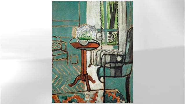 PHOTO:The Window, Henri Matisse, 1916