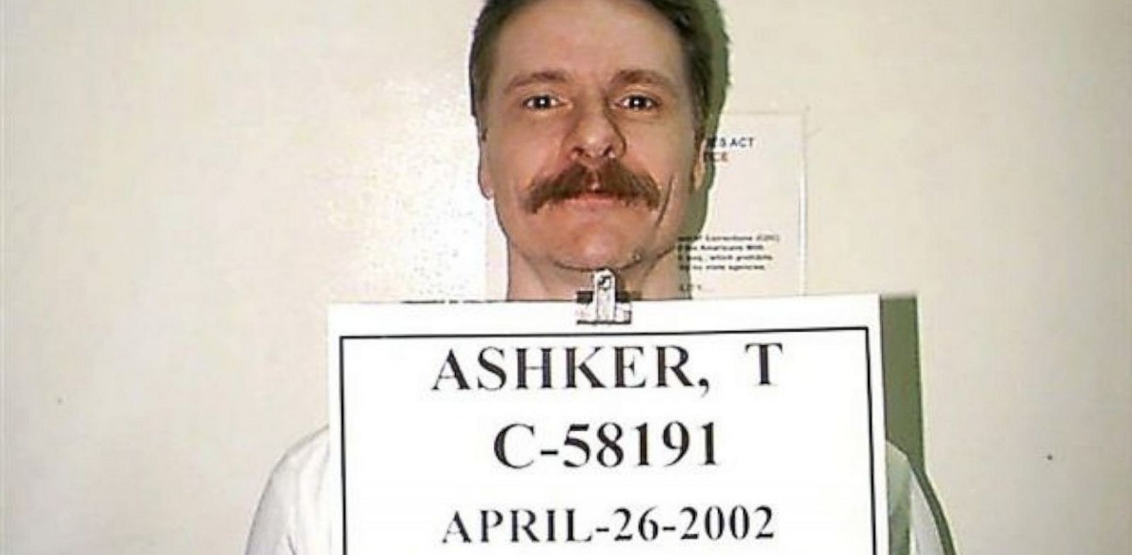 PHOTO: Todd Ashker, an inmate at Pelican Bay State Prison, has staged a hunger strike within the prison.