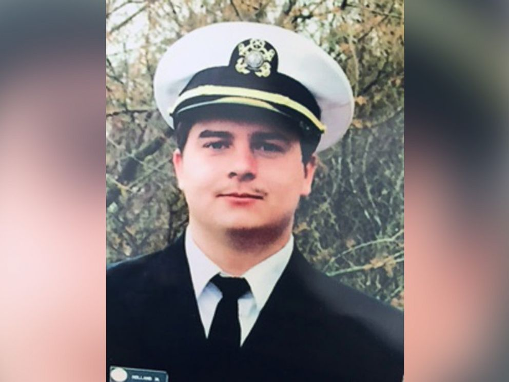 PHOTO: Mike Holland pictured in this undated photo, was on board the cargo ship El Faro when it sank.
