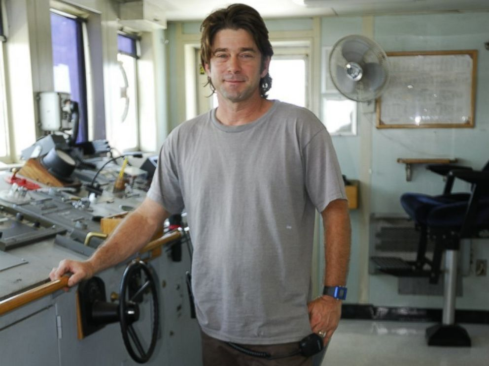 PHOTO: Jeremie Riehm pictured in this undated photo, was on board the cargo ship El Faro when it sank.