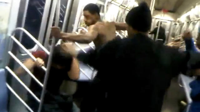 PHOTO: This video was originally posted on worldstarhiphop.com, a website that showcases violent fight videos.