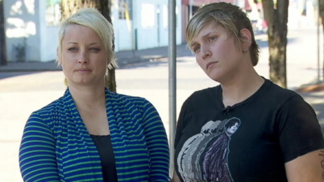Oregon Bureau of Labor and Industries investigation finds the driver discriminated against the couple.
