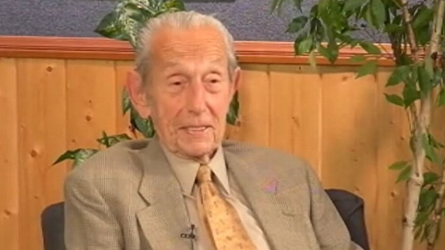 VIDEO: Harold Camping says he wasn't entirely wrong about May 21, 2011.