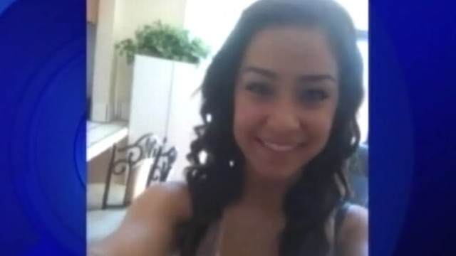 VIDEO: Sierra Lamar, 15, disappeared on her way to school.