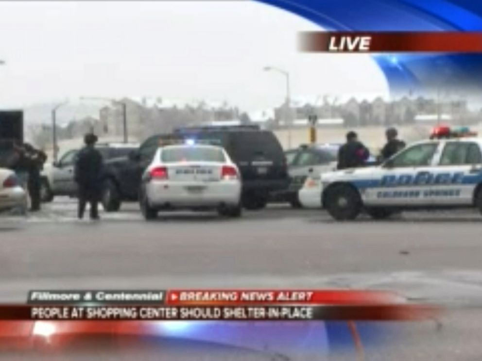 Kktv 11 News >> 4 Officers Shot Near Colorado Springs Planned Parenthood, Police Looking for Gunman - ABC News