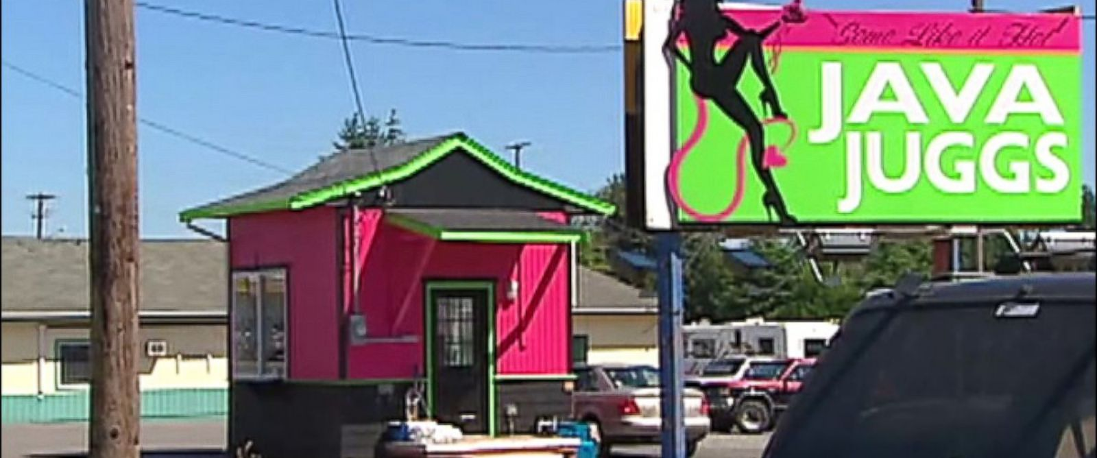 "PHOTO: The owner of a chain of ""bikini barista"" coffee shops has been charged with promoting prostitution and money laundering."