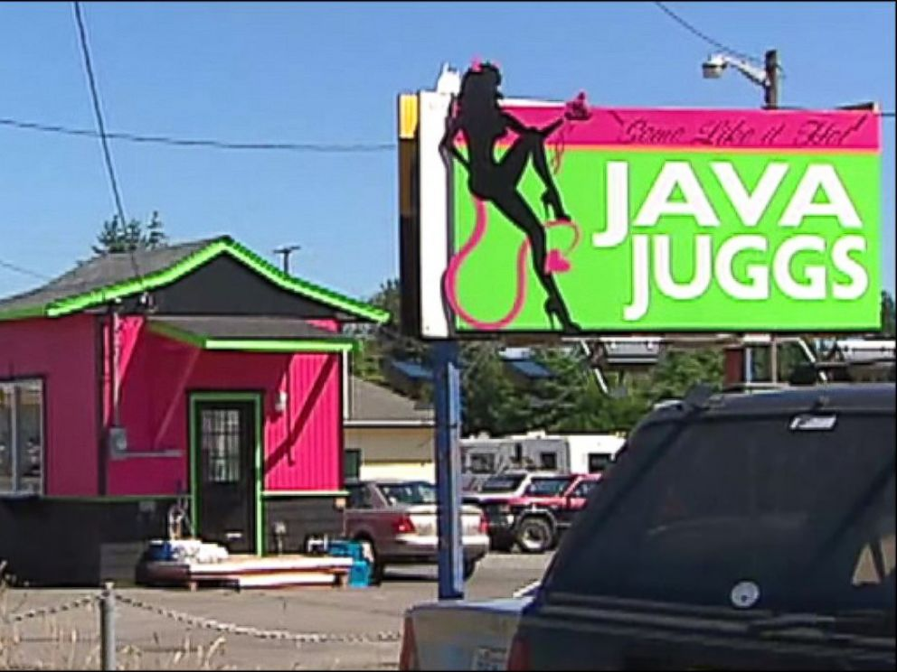 PHOTO: The owner of a chain of bikini barista coffee shops has been charged with promoting prostitution and money laundering.