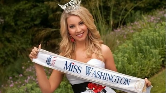 VIDEO: Reigning beauty queen, Brittney Henry, lost pageant items in a car theft.