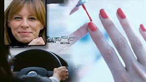 distracting driving