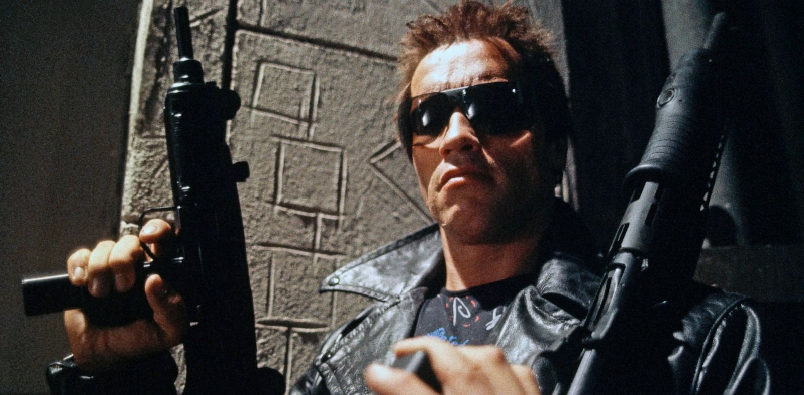 PHOTO: Arnold Schwarzenegger in The Terminator